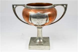 """Antique Trophy """"1911 For Best Pen Orpington's *all"""
