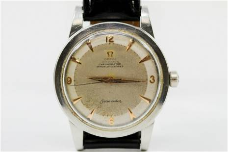 Vintage Omega Seamaster Chronometre Automatic