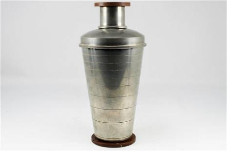 Antique Cocktail Shaker