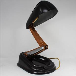 Jumo Lamp France 1935 Streamline