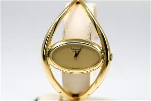 Vintage Chopard Ladies Bracelet Wristwatch in 18k