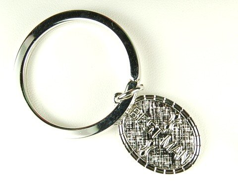 SILVER KEY CHAIN FOR BEST MAN - SUPERB  GIFT