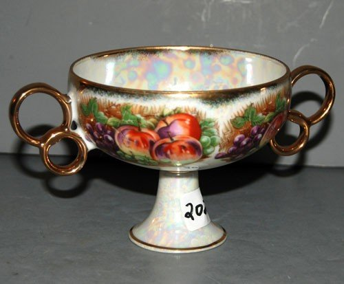 ANTIQUE PORCELAIN CUP ROYAL SEALY CHINA JAPAN