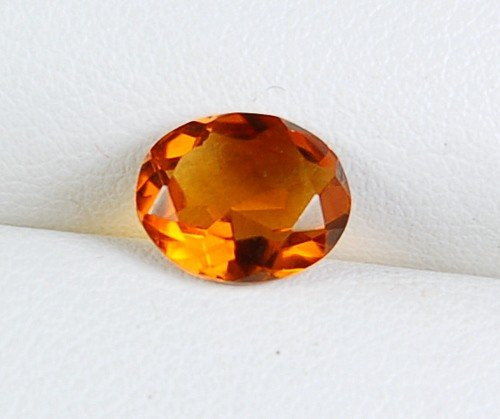 GENUINE CITRINE = 1.70 CARATS! OVAL GEMSTONE