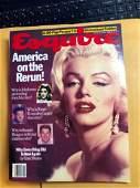 Esquire March 1986 Edit Magazine Marilyn Monroe Cover