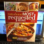 Taste of Home's Most Requested Recipes Hardcover...