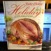Taste of Home's Holiday & Celebrations 2013 Recipes...