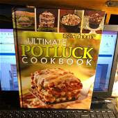 Taste of Home's Ultimate Pot Luck Recipes Hardcover...
