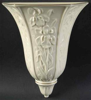 2-Lenox Masterpiece Collection Wall Vases/Sconces...