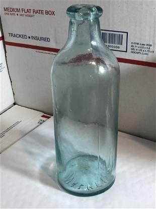Antique Walker's Vinegar Bottle in VG Preowned Cond...