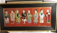 Japanese Scrolls, Screens & Fan Paintings