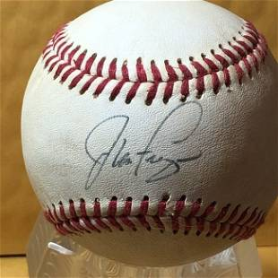 JIM FREGOSI Autographed Baseball as Pictured...