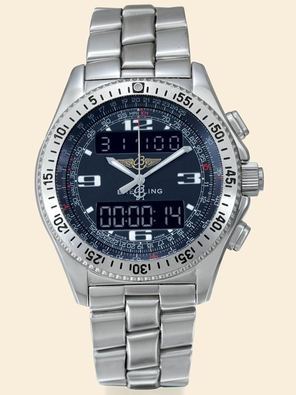 20: Breitling, Ref. A68062.