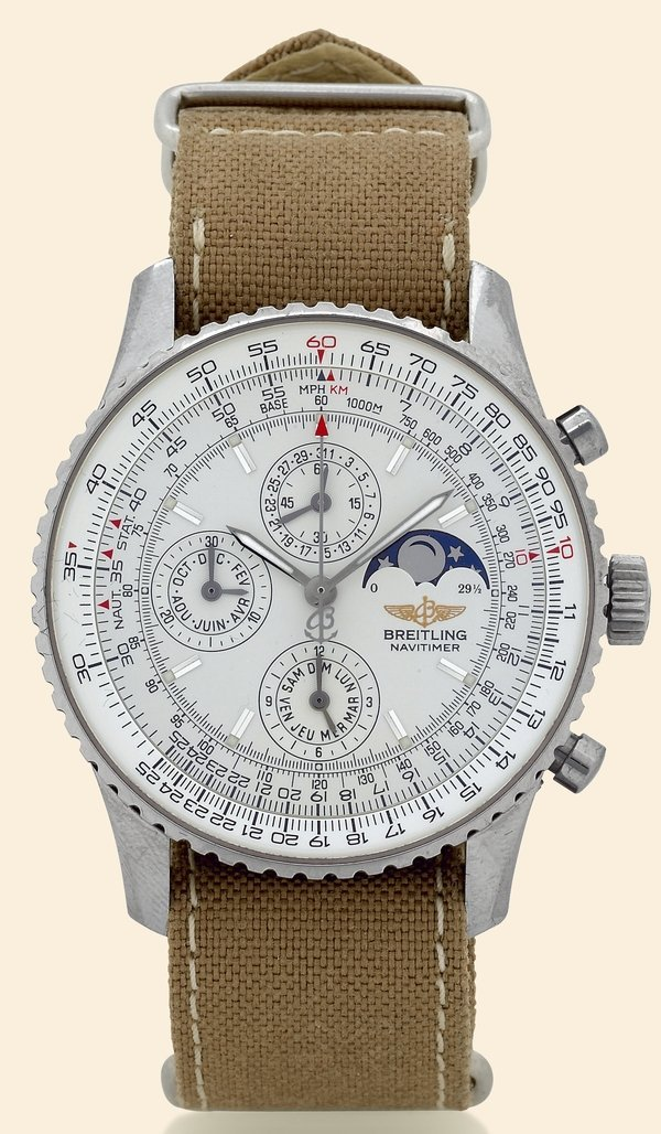 21: Breitling, Ref. A19340. Made in 2003.