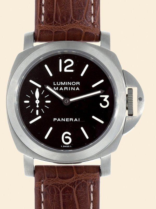 266: Officine Panerai, Ref. OP 6535 Titanium