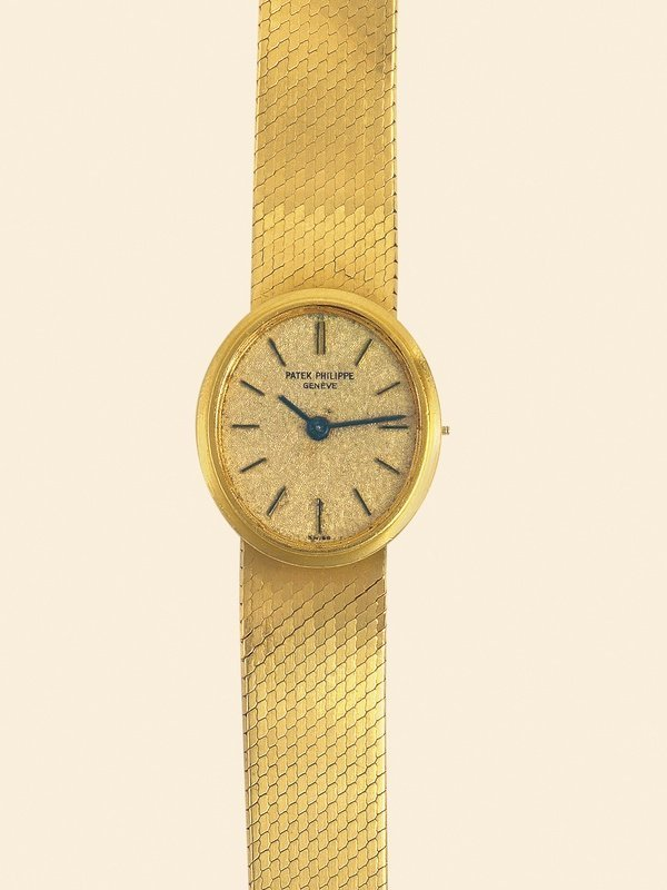 14: Patek Philippe Ref. 3351/1 18K yellow gold 1970