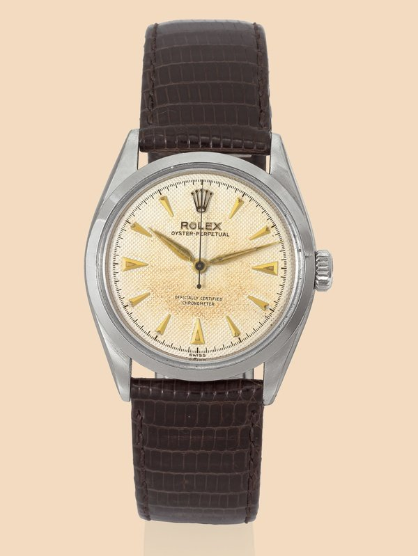19: Rolex, Ref. 6286. stainless steel  wristwatch