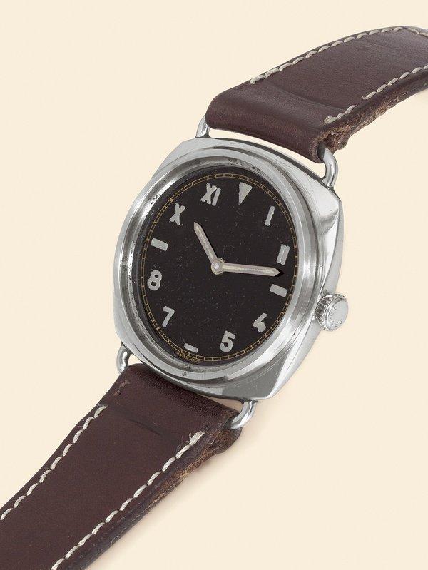 175: Rolex Panerai Ref. 3646 California Dial in Steel