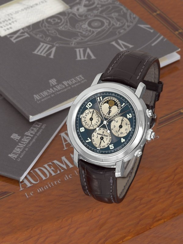 Audemars Piguet AP Grande Complication Auto in Titanium