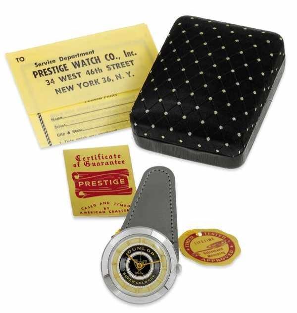 2: Prestige Watch Company Key Watch Steel Dunlop