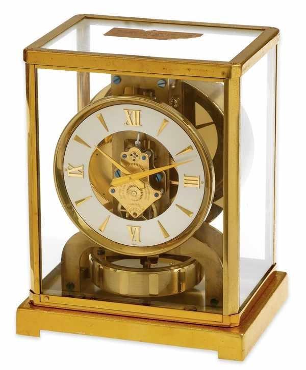 6: Jaeger LeCoulter Atmos Clock Atmos V ca. 1950s