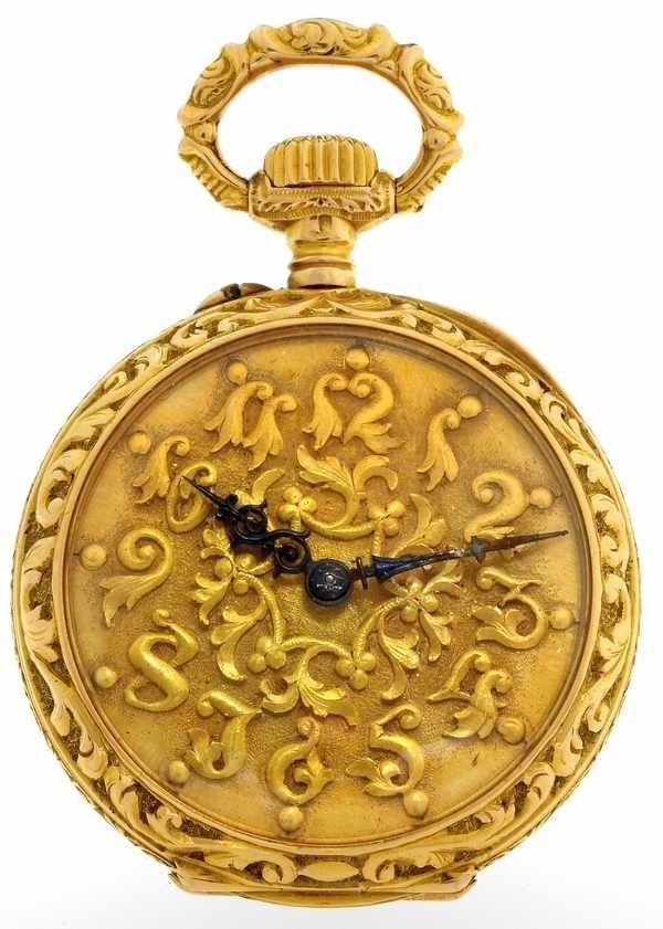 15: A Golay Leresche & Fils Vintage Pocketwatch 1910