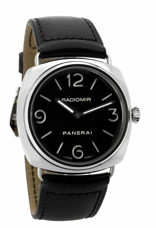 268 Panerai Pam 210 Radiomir Ltd Edition Steel 2005 Oct 16 2008