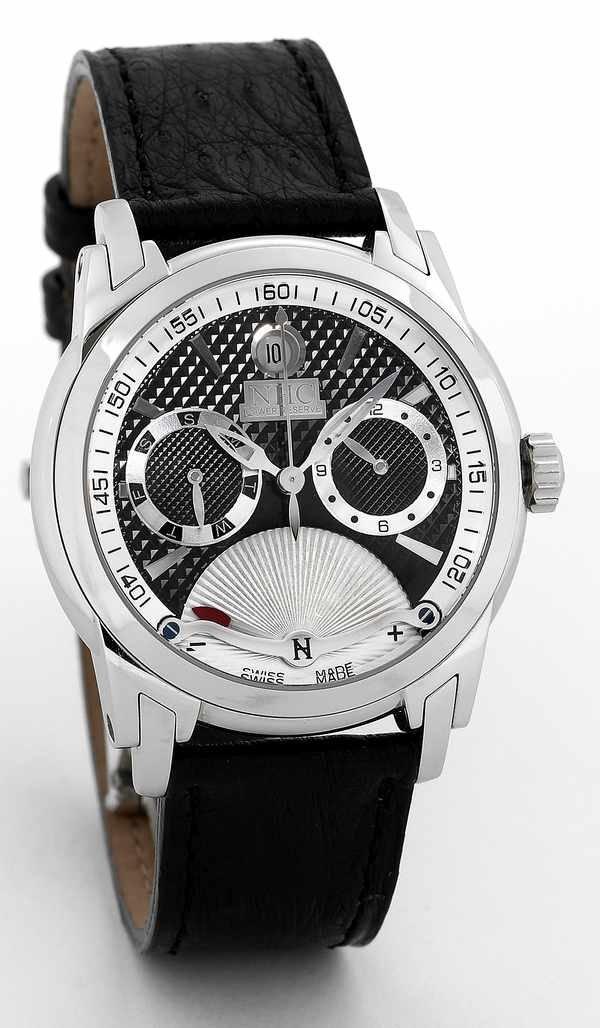 151: Nouvelle Horlogerie Calabrese Beauty Fuel Steel