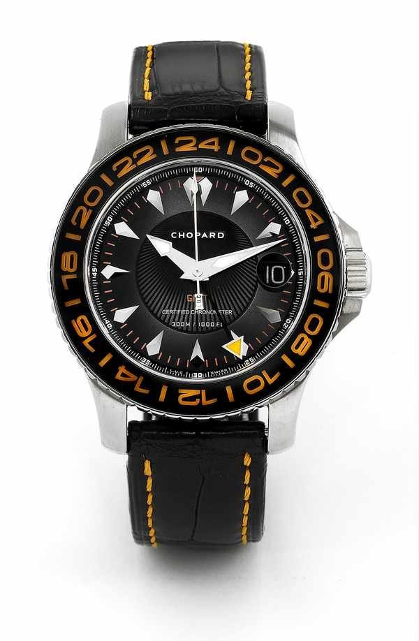 407: Chopard Pro One GMT Automatic Date Steel 300M
