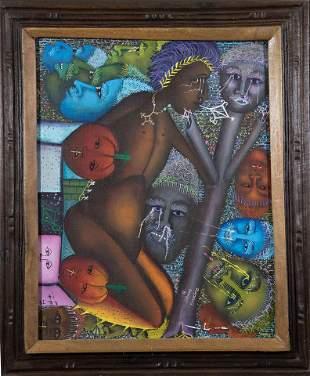Annisey, Roi David: Untitled, N.D.