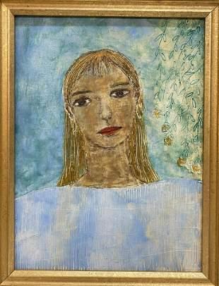 ARIJAC, Harry Jacques: Portrait, 1988