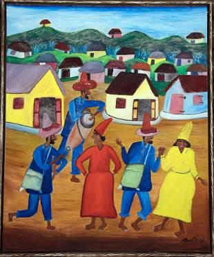 Bazile, Alberoi: Street Dance, N.D.