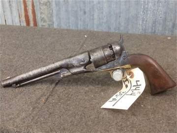 Colt 1860 Army Cap & Ball Revolver