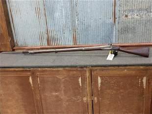 U.S. Springfield 1838 Black Powder Musket