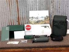 Swarovski EL 10X42 Binoculars Like New