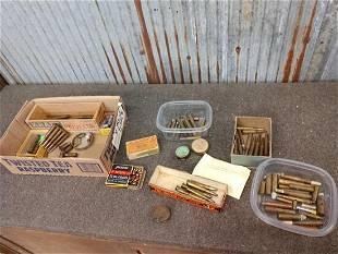 Vintage Obscure Ammunition Lot