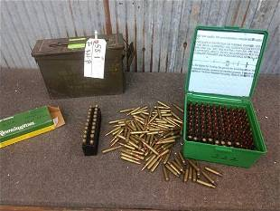 About 200 Rounds Of .222 Ammo