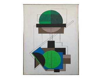 Abstract Art, Irving Richards