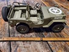 WW2 Army Jeep