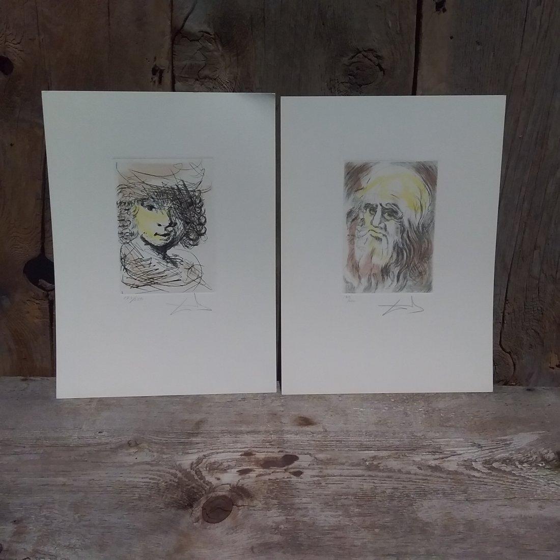 Savador Dali - Artist Series
