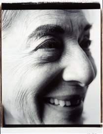 4: Ada I, 2007, by Alex Katz