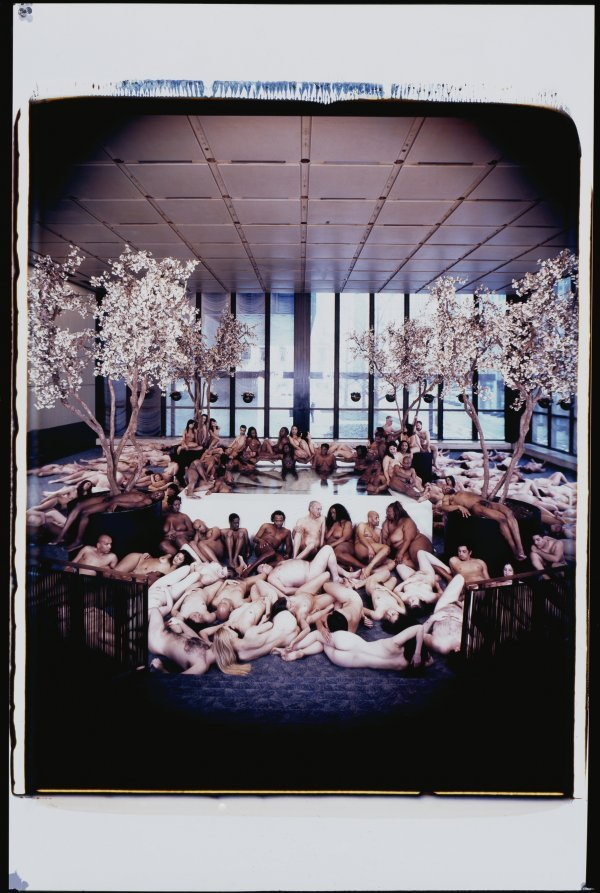 4: New York (Four Seasons), by Spencer Tunick