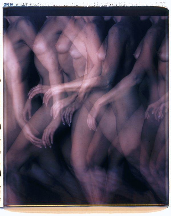 6: Chronophotograph, by James Nares