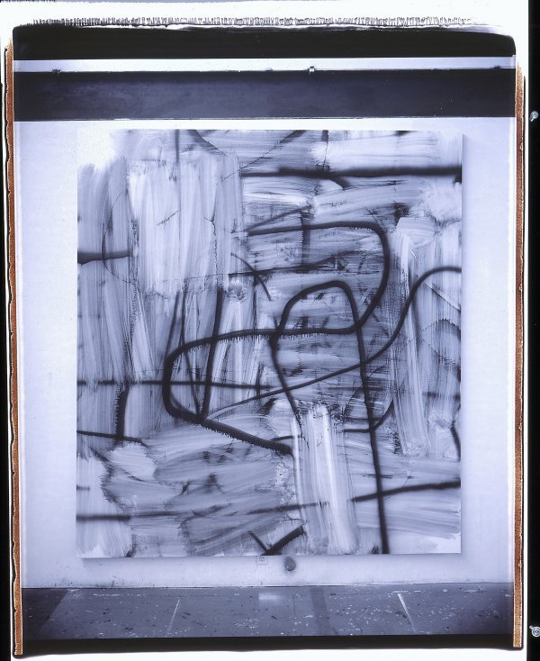 9: Untitled, by Christopher Wool