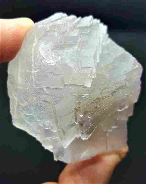 100 Grams Cubic Fluorite Mineral