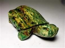 Aventurine Turtle - 561.3 Grams