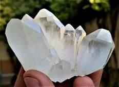 Quartz Crystals Cluster  878 Grams