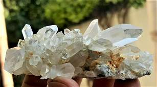 Quartz Crystal Specimen Terminated - 80.9 Grams