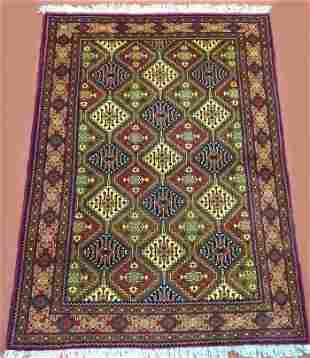 Kilim Afghan Heritage Hand Knotted Rug