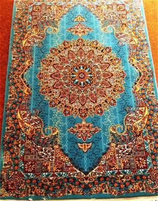 Kirman Afghan Rug